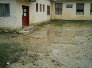 :Școala cu clasele I-VIII Poiana Copăceni în anul 2005
