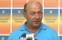 Președintele Traian Băsescu eliberat din colivia Palatului Cotrăceni