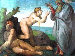 Crearea Evei din coasta lui Adam